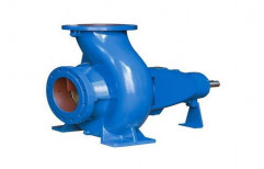 Horizontal Centrifugal End Suction Open Semi Open Impeller   by K Tech Fluid Controls