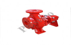 Stainless Steel 316 Horizontal Centrifugal Pump, Speed: Up to 3500 RPM