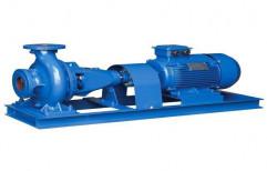 Horizontal Centrifugal Pump by Samarth Pumps