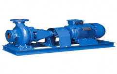 Horizontal Centrifugal Pump by SMS Pump & Engineers