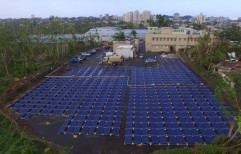 Hospital Solar Power Plant    by Focusun Energy Systems (Sunlit Group Of Companies)