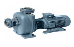 Single Phase Automatic Monoblock Mud Pump