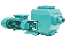 Non Clog Self Priming Monoblock Pump     by Shri Ram Sales Corporation