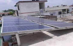 Rooftop Solar Panel by Solcells Energy