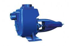 Self Priming Pump by Sujal Engineering