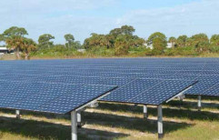 Solar Power Plant Consultancy Service by Power Resources And Modern Integration Enterprises