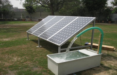 Solar Water Pump by Suncore Solar Power Systems