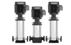 Vertical Multistage Centrifugal Pumps by Om Jyoti Engineering Enterprises