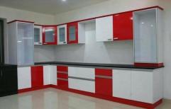 Designer Modular Kitchen by Shree Biswakarma Interiors