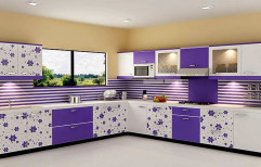 Designer Modular Kitchen by Shri Sitaram Ji Furniture Works
