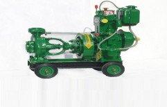 Usha 5 hp Diesel Pump Set
