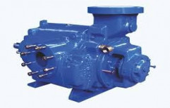 Liquid Ring Vacuum Pumps by Mazda Limited