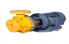 Series PMP PP Monoblock Pumps     by Srivin Engineering Company