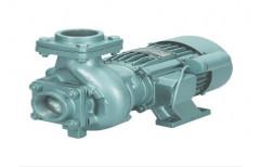 Three Phase Centrifugal Monoblock Pump   by Mackwell Pumps & Controls