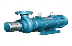 Three Phase Open Well Submersible Monoblock Pump      by S.P.R.A.K.D. Rangasamy Raja