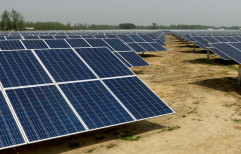 100 KW On Grid Solar Rooftop Plant by NECA INDIA
