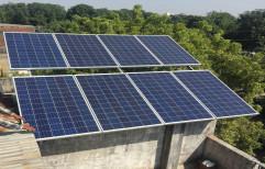 10KW Rooftop Grid Tie Solar Power Plant    by Ekam Energy