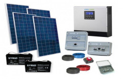 1KW Off Grid Solar Plant by NECA INDIA