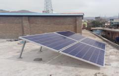 3KW Rooftop Grid Tie Solar Power Plant    by Ekam Energy