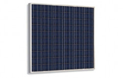 55W Poly Crystalline Solar Panel Module by Nishica Impex Private Limited