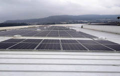 5KW Rooftop Grid Tie Solar Power Plant    by Ekam Energy