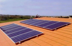 7 KW Off Grid Solar Power Plant by Ekam Energy