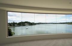 Acoustic Aluminium Window  by Shubham Furniture & Aluminium