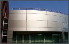 Alomax Aluminium Composite Panel Cladding Services by Decotree Builtech Private Limited