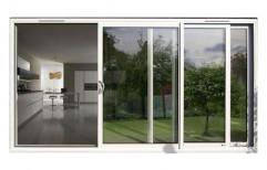 Aluminium Glass Door by Pro Consultant