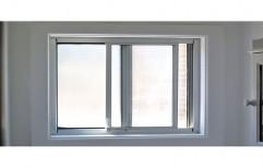 Aluminium Sliding Window by Choudhary Furniture