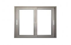 Aluminium Sliding Window by SS Interior