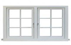 Aluminium Window Glass by Agarwal Glass House