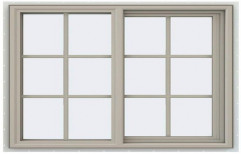 Aluminum Window by New Super Kitchen