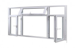 Aluminum Window by S S Aluminium
