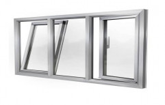 Aluminum Window - Tilt & Turn by Pre Fab Solutions