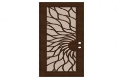 Decorative PVC Door by Kaveyans Rana Doors