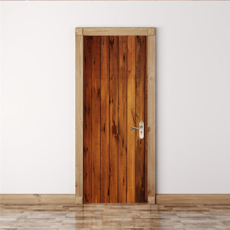 Decorative PVC Door by Studio For Woods Interior Solutions