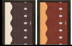 Decorative PVC Laminated Doors, Features: High Durability,Economical