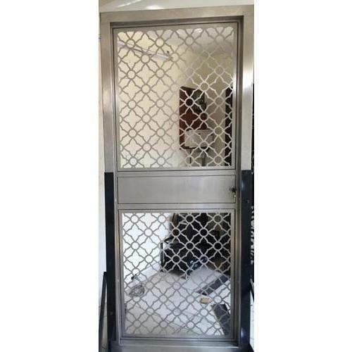Decorative Safety Door by Sairaj Enterprises