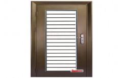 Wood Designer Safety Door