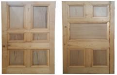 Wooden door by Sas Agencies