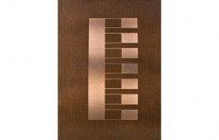 Brown 8 Feet Wooden Flush Doors