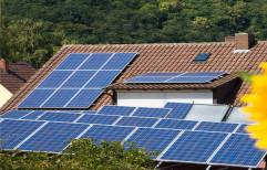 Grid Tied Solar System by Sunloop Energy