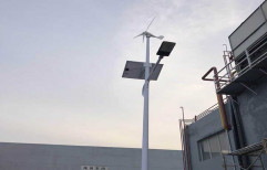 Hybrid Solar Street Light by SIKCO Engineering Services Private Limited