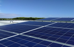 Industrial Solar Power System by Megawatts Resources And Solutions