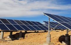 Industrial Solar Rooftop Net Metering System by Powermax Energies Private Limited