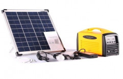 Mini Solar Power Pack For Inverter  by Sirius Electric
