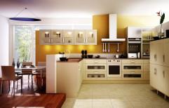 Godrej Modular Kitchen Cabinets  by K Rail