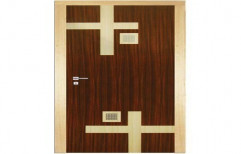 Greenply Natural Wooden Door by Vinayaka Timber & Plywood