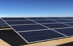 Off Grid Structure Mount Solar Power Plant by Ekam Energy